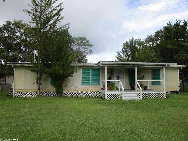 2445 Boddie Lane, Gulf Shores, AL 36542 (MLS #317366) :: Elite Real Estate Solutions