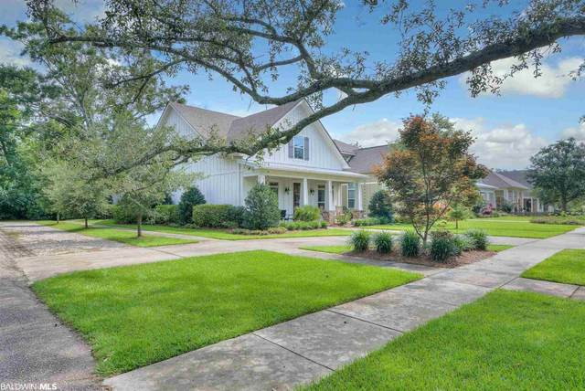 801 Coleman Avenue, Fairhope, AL 36532 (MLS #317373) :: Dodson Real Estate Group