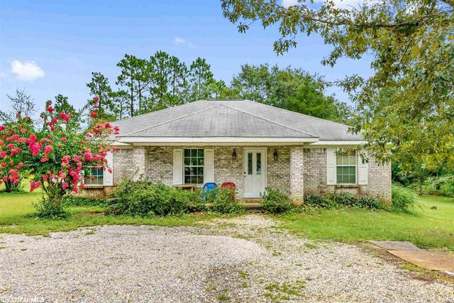 40366 Pine Grove Rd, Bay Minette, AL 36507 (MLS #317392) :: The Kim and Brian Team at RE/MAX Paradise