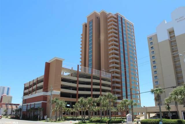 801 W Beach Blvd #1501, Gulf Shores, AL 36542 (MLS #317400) :: Elite Real Estate Solutions