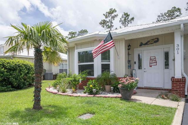 22323 Cotton Creek Dr #301, Gulf Shores, AL 36542 (MLS #317425) :: The Kim and Brian Team at RE/MAX Paradise