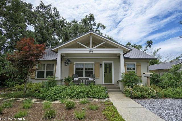 304 Nichols Avenue, Fairhope, AL 36532 (MLS #317431) :: Dodson Real Estate Group