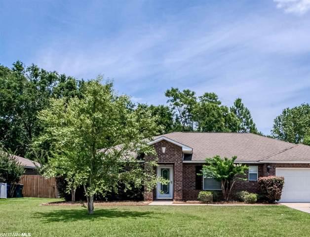 228 Woodsong Dr, Foley, AL 36535 (MLS #317433) :: Elite Real Estate Solutions