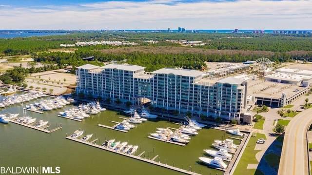 4851 Wharf Pkwy #302, Orange Beach, AL 36561 (MLS #317443) :: Coldwell Banker Coastal Realty