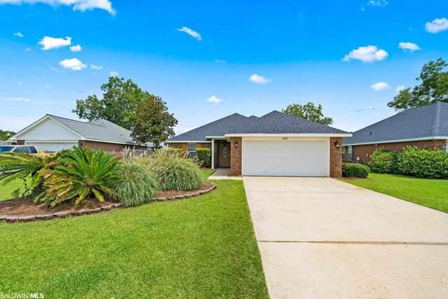 16621 Sugar Loop, Foley, AL 36535 (MLS #317468) :: Dodson Real Estate Group