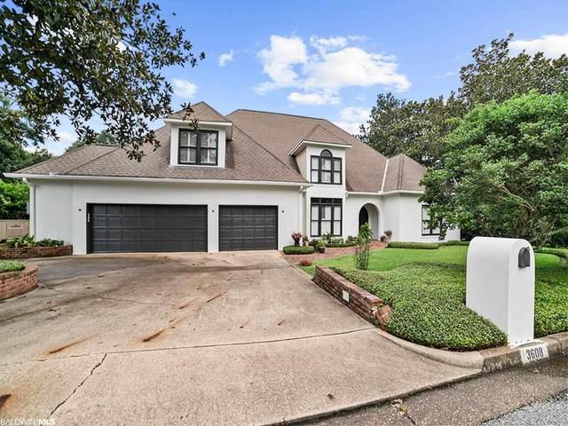 3608 The Cedars, Mobile, AL 36608 (MLS #317495) :: Gulf Coast Experts Real Estate Team