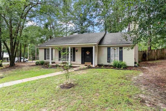 103 Paige Circle, Daphne, AL 36526 (MLS #317506) :: Gulf Coast Experts Real Estate Team