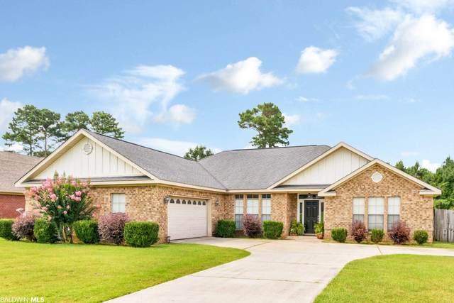 8908 Dawes Creek Drive, Theodore, AL 36582 (MLS #317525) :: EXIT Realty Gulf Shores