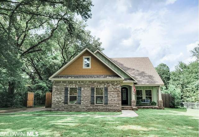 520 First Avenue, Saraland, AL 36571 (MLS #317531) :: EXIT Realty Gulf Shores