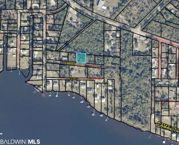 0 Sunny Cove Rd, Milton, AL 32583 (MLS #317532) :: EXIT Realty Gulf Shores