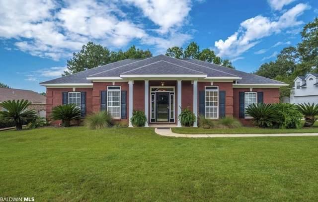 1623 E Gold Stream Drive, Saraland, AL 36571 (MLS #317535) :: Dodson Real Estate Group