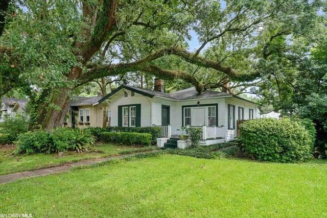 1909 Hunter Ave, Mobile, AL 36606 (MLS #317538) :: Dodson Real Estate Group