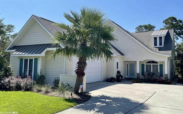 25 Baywalk Drive, Gulf Shores, AL 36542 (MLS #317545) :: Coldwell Banker Coastal Realty