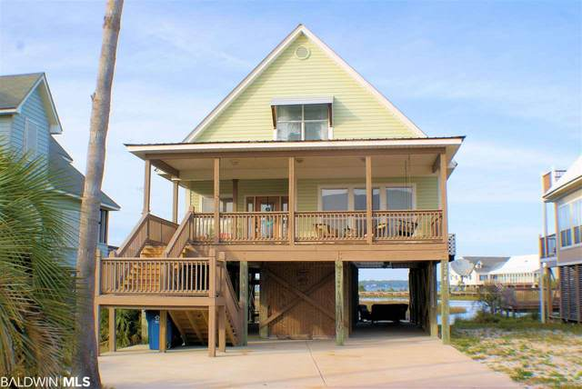 124 Sand Dune Drive, Gulf Shores, AL 36542 (MLS #317550) :: Coldwell Banker Coastal Realty