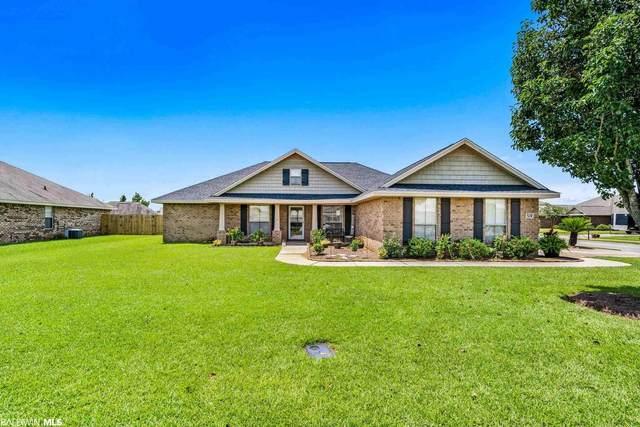 572 Fulton Loop, Foley, AL 36535 (MLS #317553) :: Dodson Real Estate Group