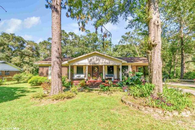 2800 S Graham Road, Mobile, AL 36618 (MLS #317557) :: Dodson Real Estate Group