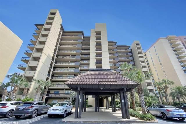 24280 Perdido Beach Blvd #403, Orange Beach, AL 36561 (MLS #317577) :: Bellator Real Estate and Development