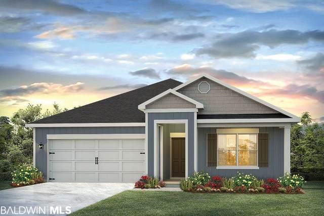 9601 Volterra Avenue #43, Daphne, AL 36526 (MLS #317578) :: Bellator Real Estate and Development