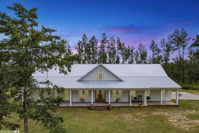18183 Horseneck Rd, Bay Minette, AL 36507 (MLS #317586) :: The Kim and Brian Team at RE/MAX Paradise