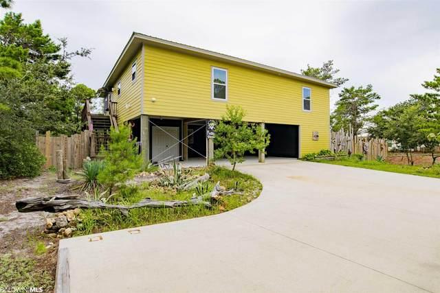 6910 Palmetto Dr, Gulf Shores, AL 36542 (MLS #317588) :: Bellator Real Estate and Development