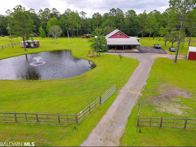 27860 Goat Cooper Road, Robertsdale, AL 36567 (MLS #317594) :: Elite Real Estate Solutions