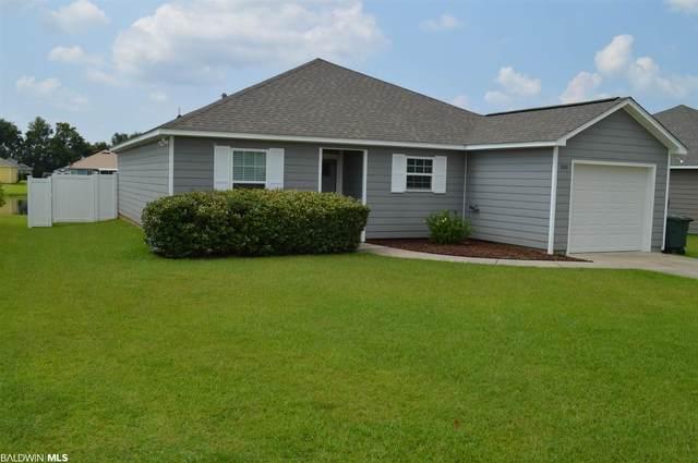 904 Sentinel Circle, Foley, AL 36535 (MLS #317595) :: Dodson Real Estate Group