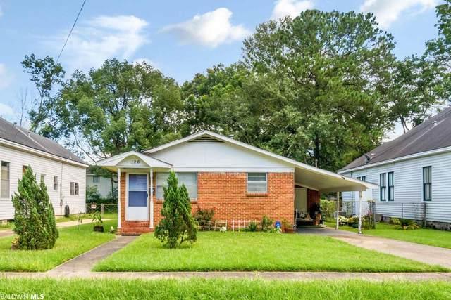 126 Item Ave, Mobile, AL 36607 (MLS #317613) :: Dodson Real Estate Group