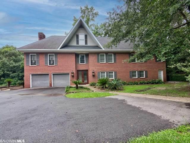 550 S Cody Rd, Mobile, AL 36695 (MLS #317625) :: Dodson Real Estate Group