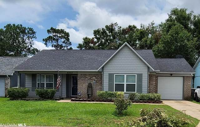 4925 Randee Cir, Pensacola, FL 32526 (MLS #317627) :: Coldwell Banker Coastal Realty