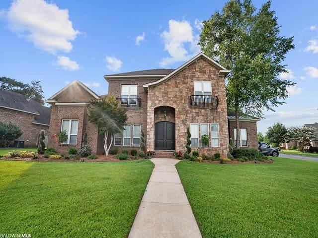2190 Milner Way, Mobile, AL 36695 (MLS #317645) :: Dodson Real Estate Group