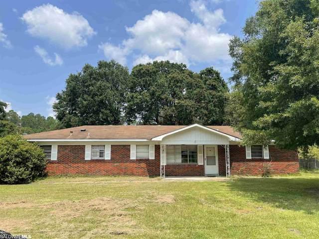 700 Elizabeth Street, Saraland, AL 36571 (MLS #317657) :: Dodson Real Estate Group