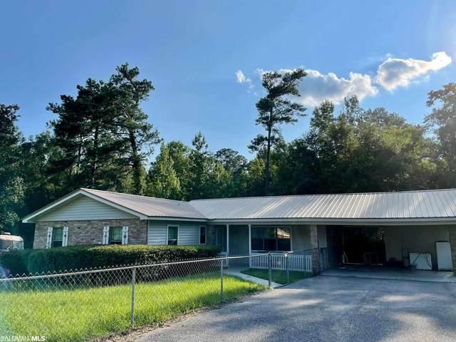 208 High Avenue, Brewton, AL 36426 (MLS #317667) :: Coldwell Banker Coastal Realty