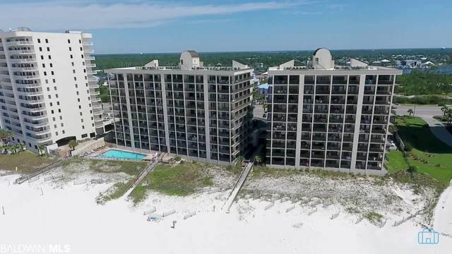 26266 Perdido Beach Blvd 801 East T, Orange Beach, AL 36561 (MLS #317678) :: Coldwell Banker Coastal Realty