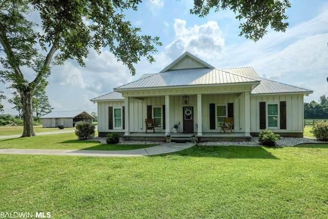 12130 Daughtry Ln, Fairhope, AL 36532 (MLS #317687) :: Dodson Real Estate Group