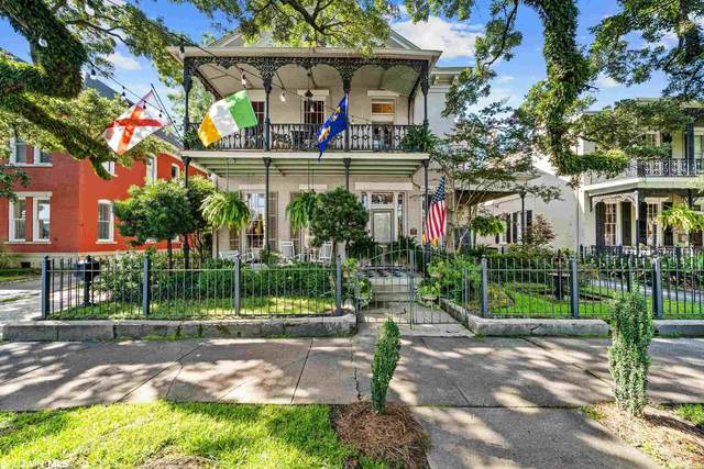 907 Government St, Mobile, AL 36604 (MLS #317704) :: Coldwell Banker Coastal Realty