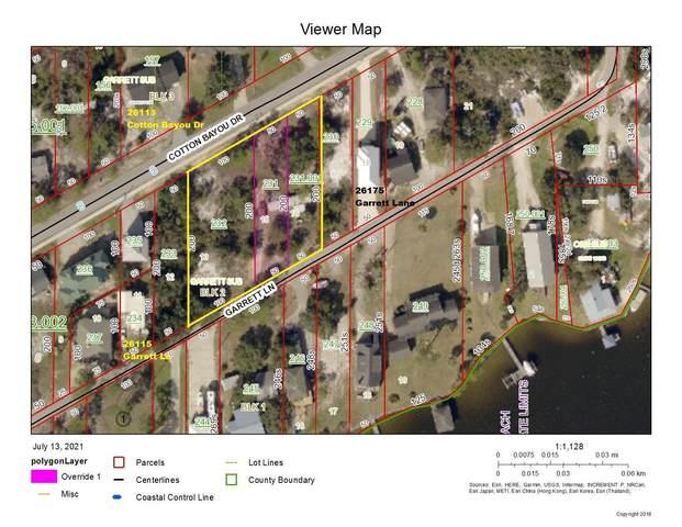 26152 Cotton Bayou Dr, Orange Beach, AL 36561 (MLS #317705) :: Coldwell Banker Coastal Realty