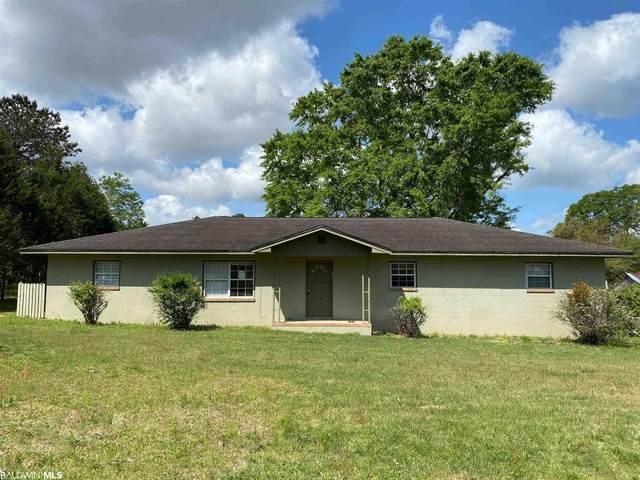 289 Community Church Rd, Flomaton, AL 36441 (MLS #317716) :: Gulf Coast Experts Real Estate Team
