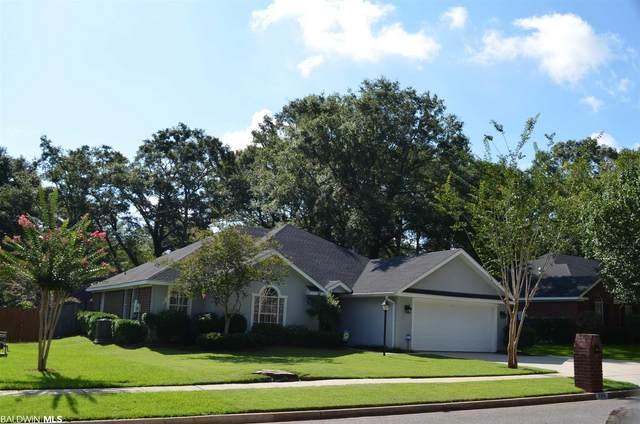 585 Lakeview Woods Drive, Mobile, AL 36695 (MLS #317738) :: Ashurst & Niemeyer Real Estate