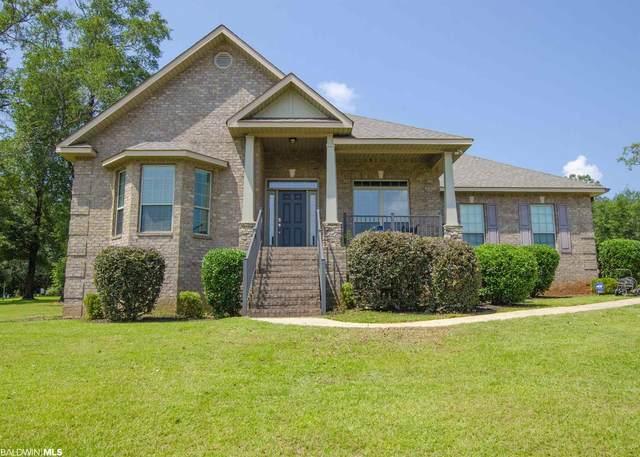 7845 Spartanburg Dr, Saraland, AL 36571 (MLS #317741) :: Elite Real Estate Solutions