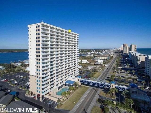 1010 W Beach Blvd #2004, Gulf Shores, AL 36542 (MLS #317747) :: Sold Sisters - Alabama Gulf Coast Properties