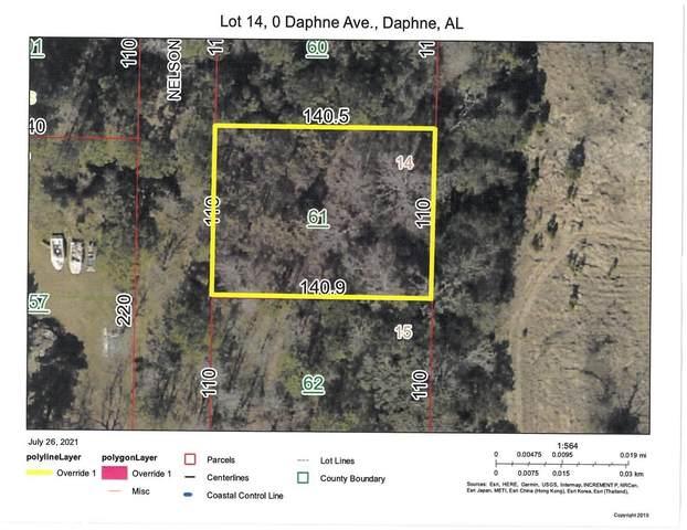 0 Daphne Av, Daphne, AL 36526 (MLS #317749) :: Sold Sisters - Alabama Gulf Coast Properties