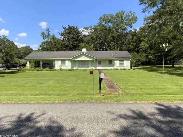 806 Hall Av, Bay Minette, AL 36507 (MLS #317802) :: Sold Sisters - Alabama Gulf Coast Properties