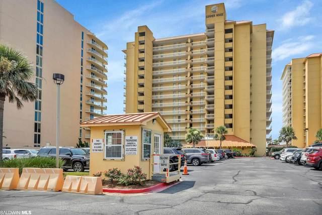 25020 Perdido Beach Blvd 1102A, Orange Beach, AL 36561 (MLS #317803) :: Dodson Real Estate Group