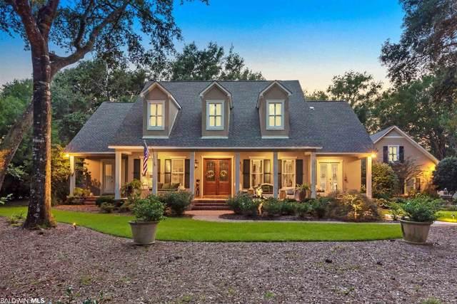 17351 Oakwood Trail, Fairhope, AL 36532 (MLS #317804) :: Sold Sisters - Alabama Gulf Coast Properties