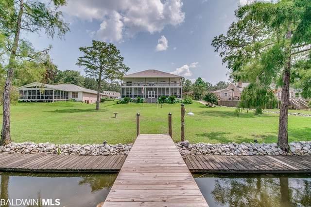 24221 Bay View Drive West, Foley, AL 36535 (MLS #317813) :: Dodson Real Estate Group