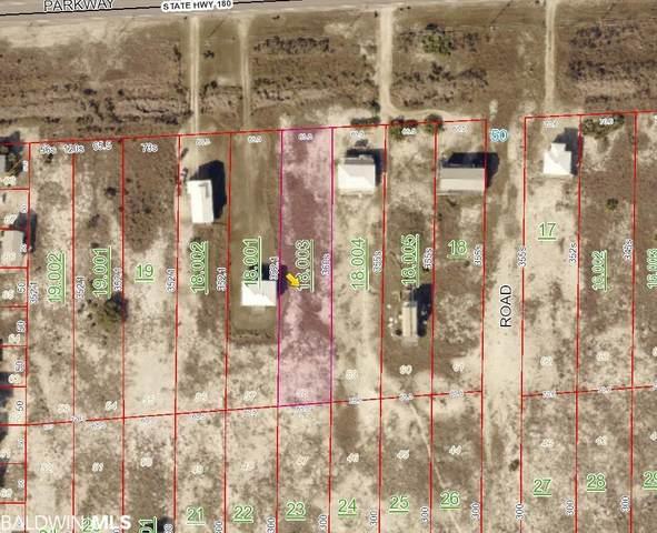0 State Highway 180, Gulf Shores, AL 36542 (MLS #317820) :: Sold Sisters - Alabama Gulf Coast Properties