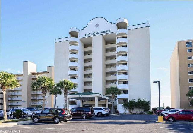 1003 W Beach Blvd #502, Gulf Shores, AL 36542 (MLS #317843) :: The Kathy Justice Team - Better Homes and Gardens Real Estate Main Street Properties