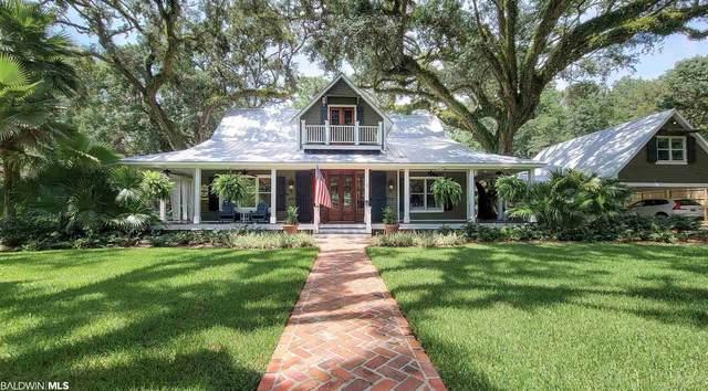 6081 Nelson Drive, Fairhope, AL 36532 (MLS #317848) :: Sold Sisters - Alabama Gulf Coast Properties