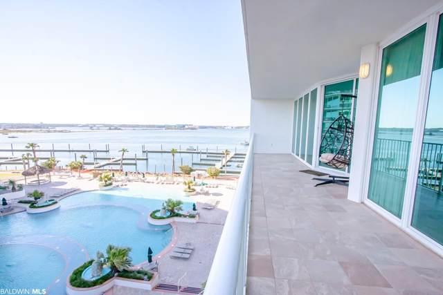 28105 Perdido Beach Blvd D416, Orange Beach, AL 36561 (MLS #317849) :: Dodson Real Estate Group