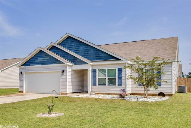 24249 Harvester Dr, Loxley, AL 36551 (MLS #317873) :: JWRE Powered by JPAR Coast & County